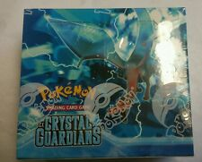 Pokémon EX Crystal Guardians Booster Pack Box  Factory Sealed ultra rare L@ @K