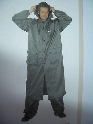 Gr von Balzer extra langer Regenmantel fällt groß aus, eher Größe L//XL M