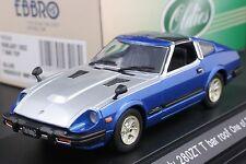 Ebbro 1:43 Nissan Datsun Fairlady 280ZX ZT (S130) T Bar Roof Die cast Model Car