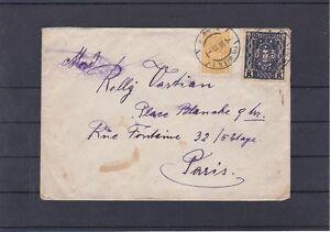 Brief gelaufen 1923 Wien - Paris frankiert mit Kornährensatz und Frauenkopf - Graz, Österreich - Kunden, die als Verbraucher anzusehen sind, können von einem Fernabsatzvertrag oder einem außerhalb von Geschäftsräumen geschlossenen Vertrag binnen 14 Tagen ohne Angabe von Gründen zurücktreten. Die Belehrung über die Vorausset - Graz, Österreich