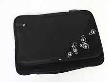 HP Slim 15.6 Laptop Soft Neoprene Carrying Sleeve Case Cover Black