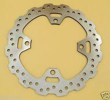 Rear Brake Disc Rotor For KAWASAKI KX125 250 Monster Energy KX450F KLX450R 08-09