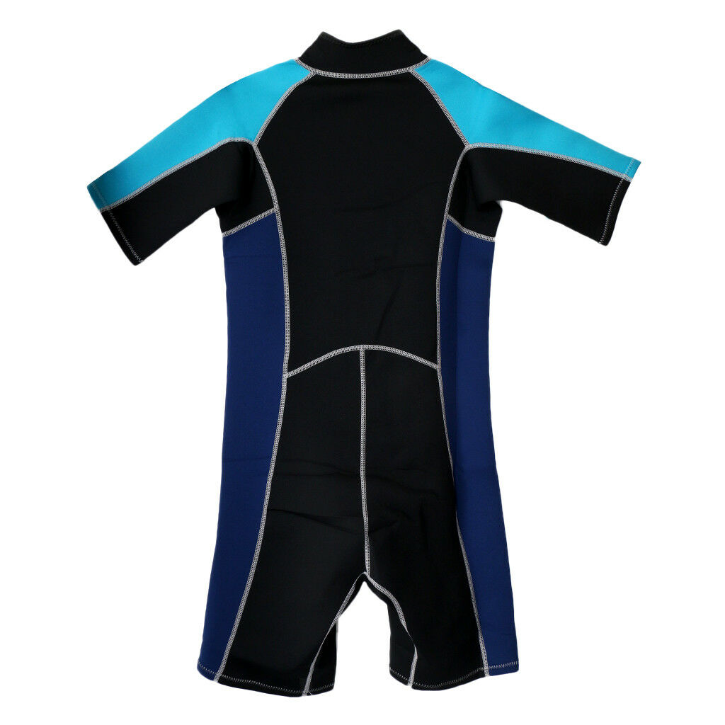 Super Stretch Body Wetsuits Short Sleeve Jumpsuits for Scuba Diving kayaking