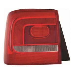 VW SHARAN 2010 /> Exterieur Aile Arrière Feu Arrière Lampe O//S Drivers À Droite
