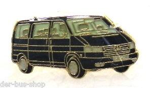 VW-Bus-T4-Pin-Anstecker-Dunkelblau-NEU
