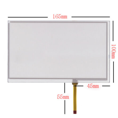 New 7/'/'For Innolux AT070TN92//90//94//93 HSD070IDW1 touch screen digitizer panel