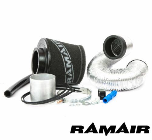 1.25 Ford Fiesta MK5 1.4 1.6 02-08 RAMAIR Foam Air Filter Induction Kit