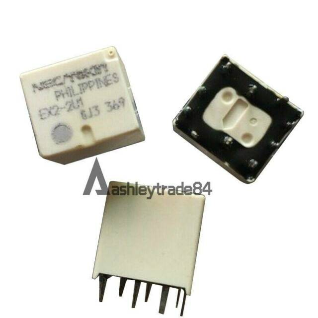 1 pcs EX2-2U1J NEC Relay DIP-10