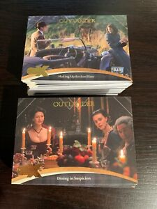 Cryptozoic-Outlander-CZX-Complete-Premium-Base-Card-Set-Cards-1-54
