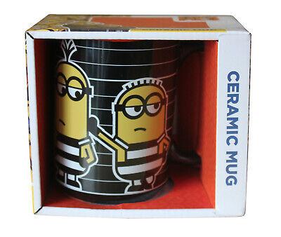 Ceramic Minions Mug Cup Cartoon Characters Novelty Xmas Sale For