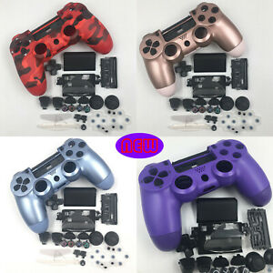 PS4-Controller-Housing-Shell-Case-Buttons-Keys-Set-For-Sony-Playstation-PS4-Slim