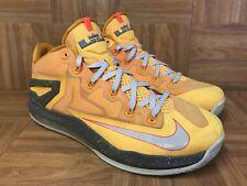 online retailer c1904 0da4f item 2 RARE🔥 Nike Air Max LeBron XI 11 Low Floridian Atomic Mango Sz 11.5  642849-800 -RARE🔥 Nike Air Max LeBron XI 11 Low Floridian Atomic Mango Sz  11.5 ...