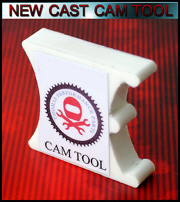 Ducati Cam Belt Timing Tool 749, 848,998,999,1098 and Testa Free Instructions