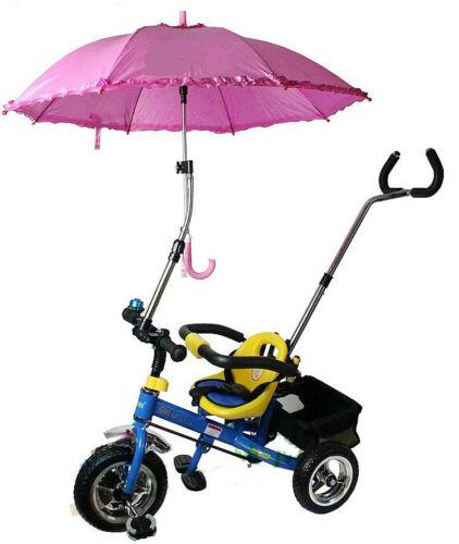 AU Seller Adjustable Umbrella holder for pram bike wheelchair Buggy Cart Bicycle
