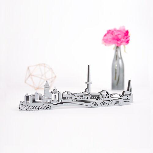 """Docilement 3d-Skyline en bois 32 Couleurs /""""Deutsche villes/"""" Cadeau Anniversaire M"""