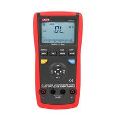 Uni T Ut612 Lcr Meter Usb Interface 20000 Counts Inductance Freq Test Deviation