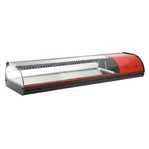 Pantalla-refrigerados-caso-frigor-refrigeradas-sushi-contador-cm-108x39x24-2-5