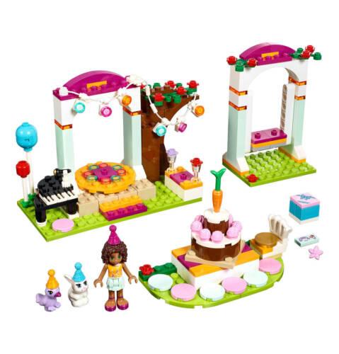 LEGO FRIENDS 41110 Geburtstagsparty N1//16