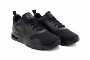d58ec9fe8e3 Nike Air Max Tavas (GS) U.K 5.5 EUR 38.5 BR 37 CM24 Black Noir ...