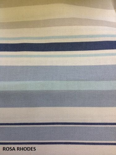 STRIPE  BY LAURA ASHLEY REMNANT FABRIC