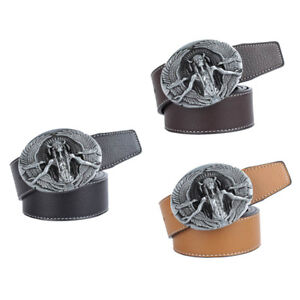 Men-Leather-Belt-Vintage-Indian-Chief-Buckle-Belt-for-Cowboy-Jeans-Ornament