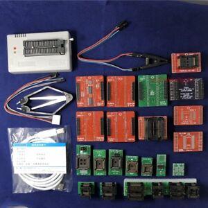 XGecu TL866II Plus Programmer for SPI Flash NAND EEPROM MCU