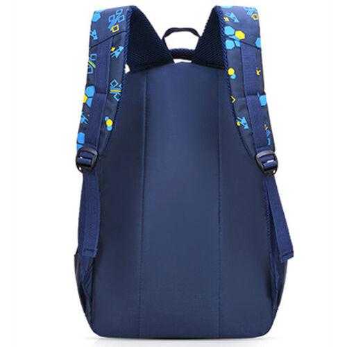 Kinder Wasserdicht Rucksack Schulranzen Schultasche Reise Sporttasche Backpack