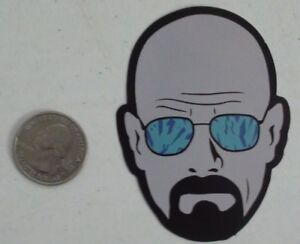 Breaking Bad Sticker Walter White Amc Skate Cell Laptop Bumper Decal