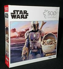 Buffalo Games 3370 Star Wars This is the Way Jigsaw Puzzle - 500 Piece