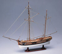 "Beautiful, brand new model ship kit by Amati: the ""Albion"" 18th Century Merchant"