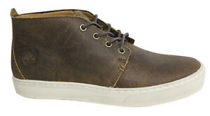 Ek Timberland en A17pj 0 Adventure D118 brunes 2 cuir Chaussures Chukka d66aHA