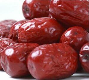 Big Red Jujube (Snacks, fruits, dessert) BIO Fruits Secs d'Afghanistan