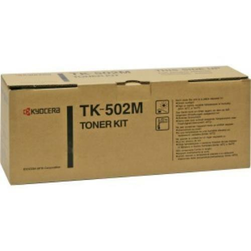 Kyocera TK-502M Original Toner Cartridge (tk502m)