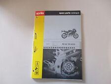 Teile Katalog spare parts catalogue Aprilia RS 50 Modelljahr 1999-2002