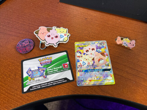 Promo Card Pins Small But Mighty Pokemon Keychain