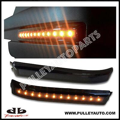 LED Puddle Lamp DBMOTOR 2009-2014 F150 LED Mirror Reflector /& Indicator