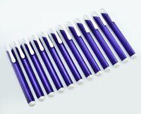 Pentel Tri Erasers (purple) - Retractable 3 Sided Erasers (bulk Quantity Of 25)