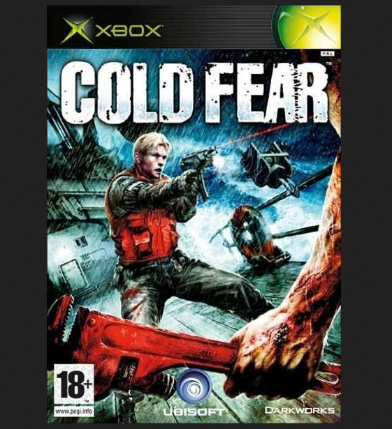 Cold Fear - Microsoft Xbox - PAL FR - Neuf Sous Blister