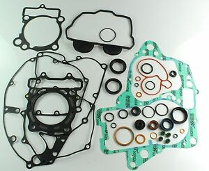 Gasket-set-for-Suzuki-RM-Z-250-incl-Engine-oil-ring-set-Manufacturing-year-16