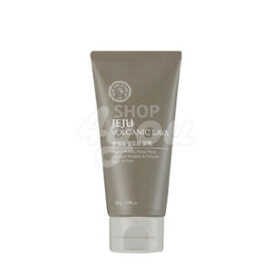 The-Face-Shop-Jeju-Volcanic-Lava-Peel-Off-Clay-Nose-Mask-50g-Free-Sample