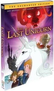 The-Last-Unicorn-The-Enchanted-Edition-New-DVD-Widescreen
