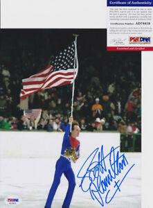 Scott-Hamilton-USA-Olympics-Signed-Autograph-8x10-Photo-PSA-DNA-COA-2