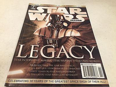 STAR WARS INSIDER MAGAZINE ISSUE #94 JULY//AUG 2007 ANNIVERSARY SPECIAL VARIANT