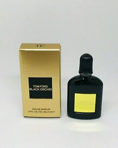 Black-Orchid-by-Tom-Ford-Eau-De-Parfum-4ml-14oz-Travel-Size-Women-039-s-New-In-Box