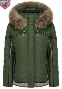 Details about Almgwand Women's Jacket Winter Water Windproof