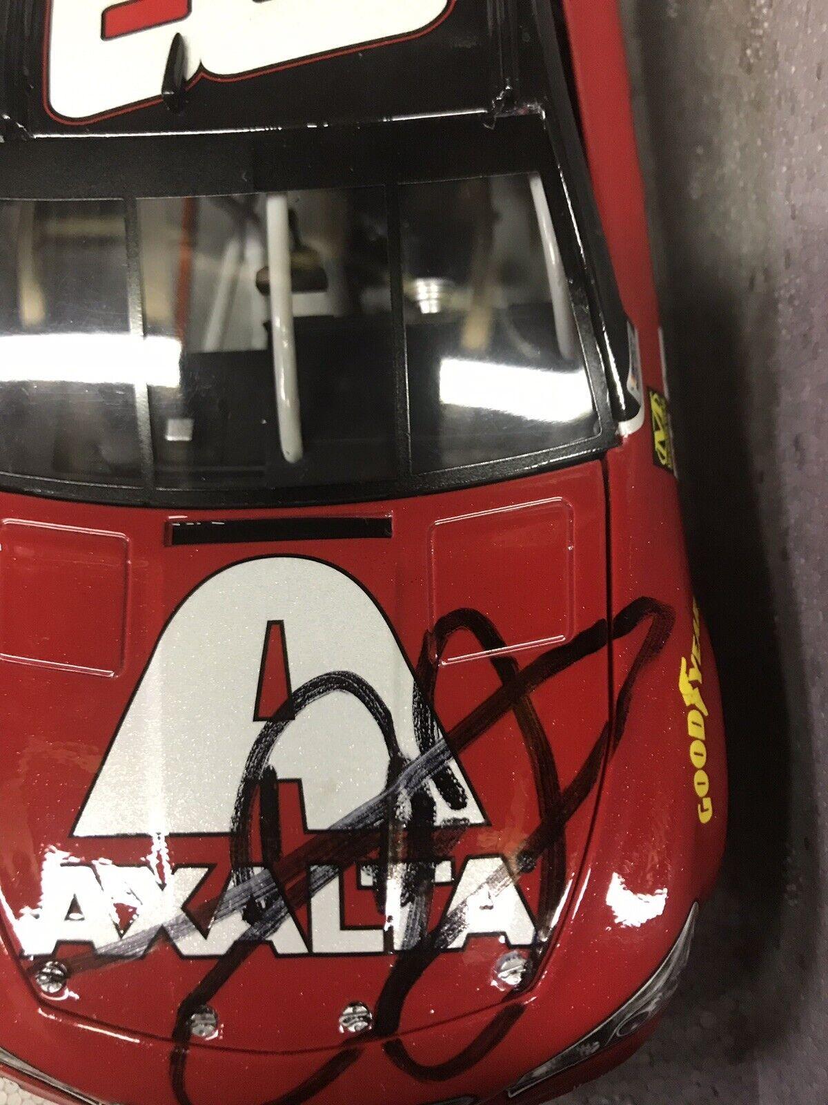 Sconto del 60% Dale Earnhardt Jr Jr Jr Autographed 2017  88 Homestead 1 24 azione Final Ride Axalta  prezzi all'ingrosso