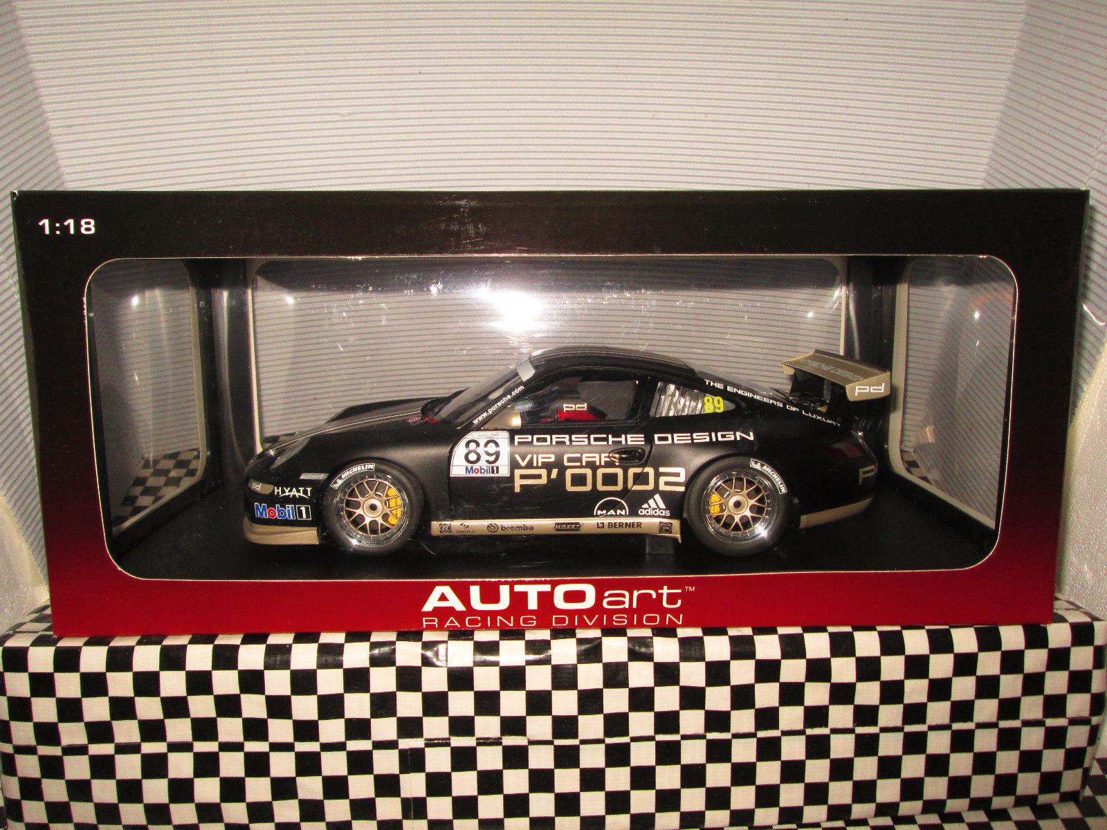 1 18 Autoart Porsche 911 997 gt3 Cup 2007 p0002  89 - oiseau rare.