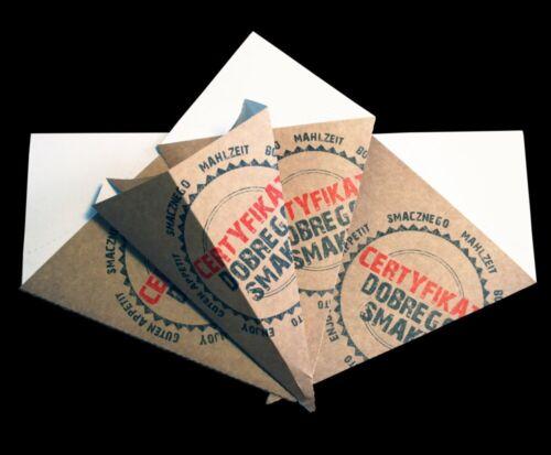 300 Bubble Waffle Brown Paper Kraft Biodegrable Bulk