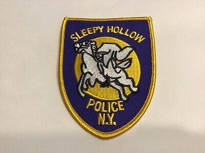 Sleepy Hollow NY Police Dept Patch New York