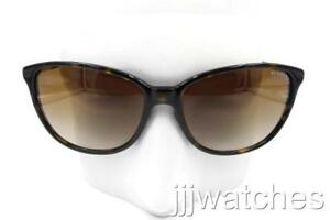 31b6629e4cdb New Burberry Cat Eye Tortoise Dark Havana Gradient Sunglasses BE4180 ...